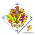 Reloj símbolos masonería