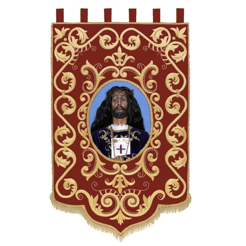 Metopa madera escudo apellido