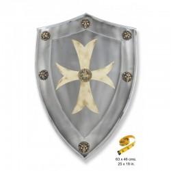 Escudo rústico Emperador Carlos V